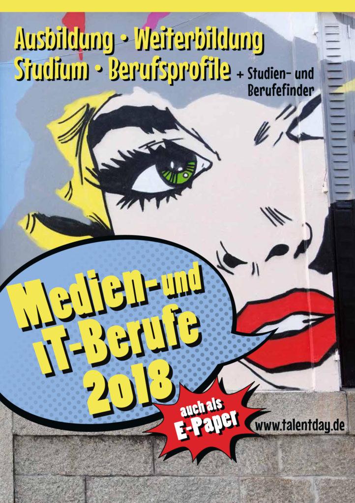 Medien- und IT-Berufe 2018