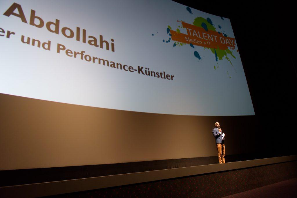 Europa, Deutschland, Hamburg, Cinemaxx-Kino am Dammtor, Talent Day 2015, 11.11.2015 - © Jšrg MŸller / www.joergmuellerfotografie.de